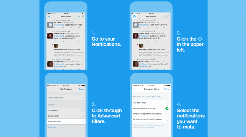 New Twitter Mute Feature Empowers Users Against Trolls