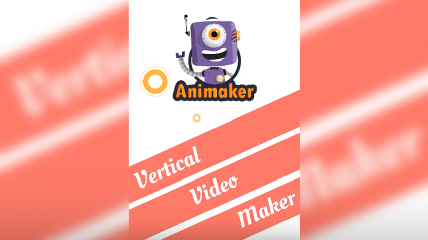 Animaker Vertical Video App