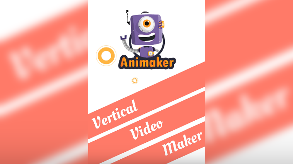 Animaker Vertical Video App