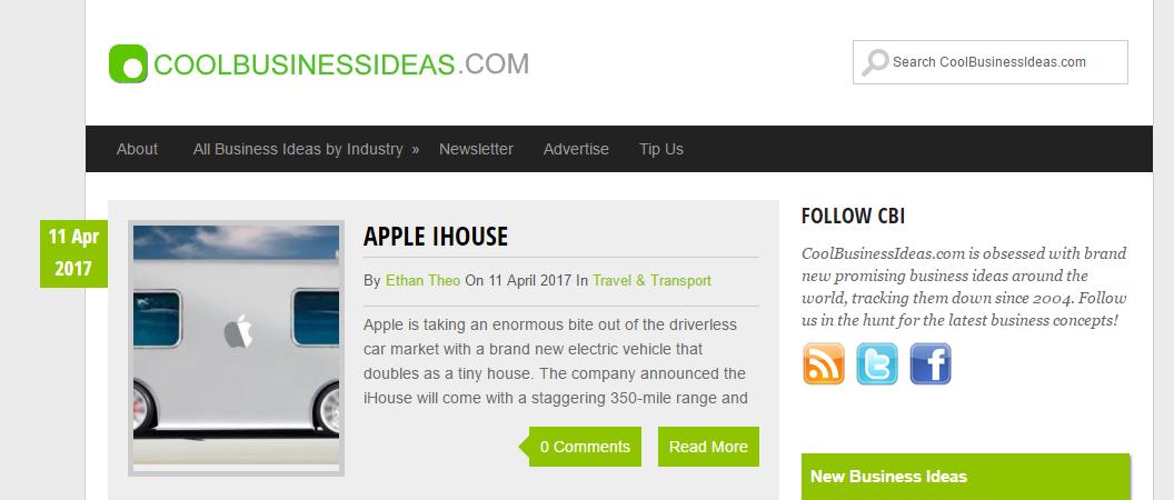 The 10 Best Websites for Trend Spotting - CoolBusinessIdeas