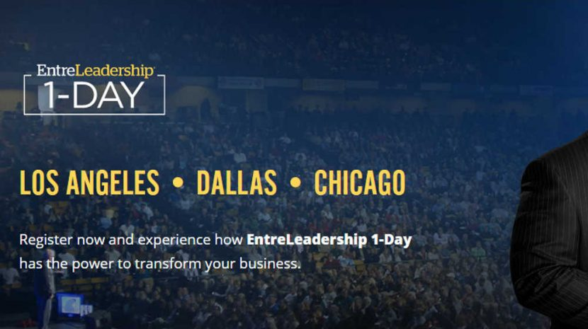 EntreLeadership 1-Day Conference Teaches Business Essentials