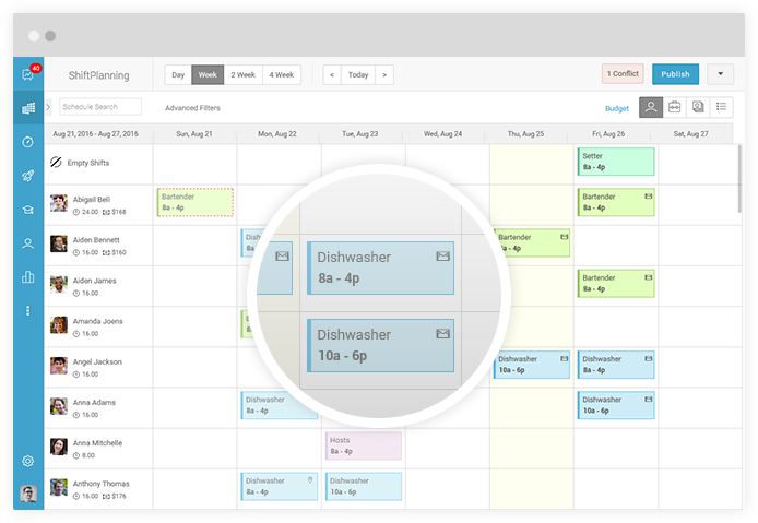 20 Employee Scheduling Software Solutions for Small Businesses - Humanity