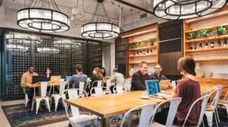 Spacious Transforms Restaurants into Restaurant Coworking Spaces for Freelancers