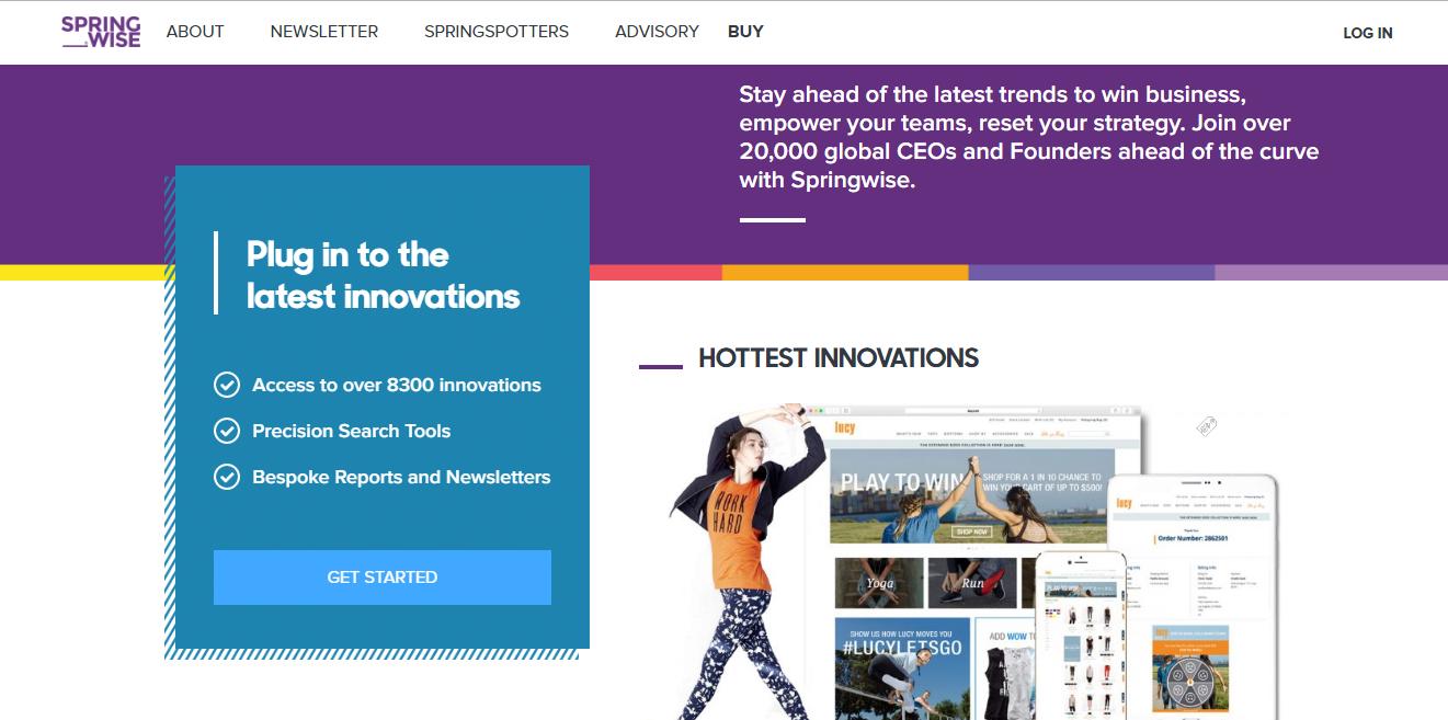 The 10 Best Websites for Trend Spotting - Springwise