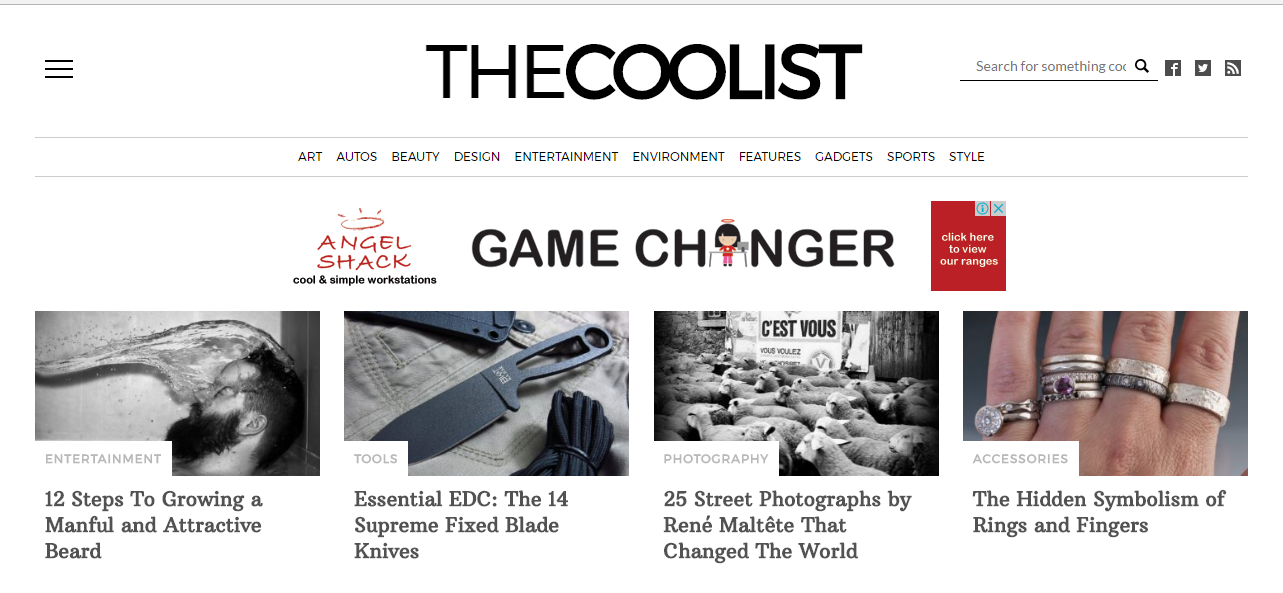 The 10 Best Websites for Trend Spotting - TheCoolist