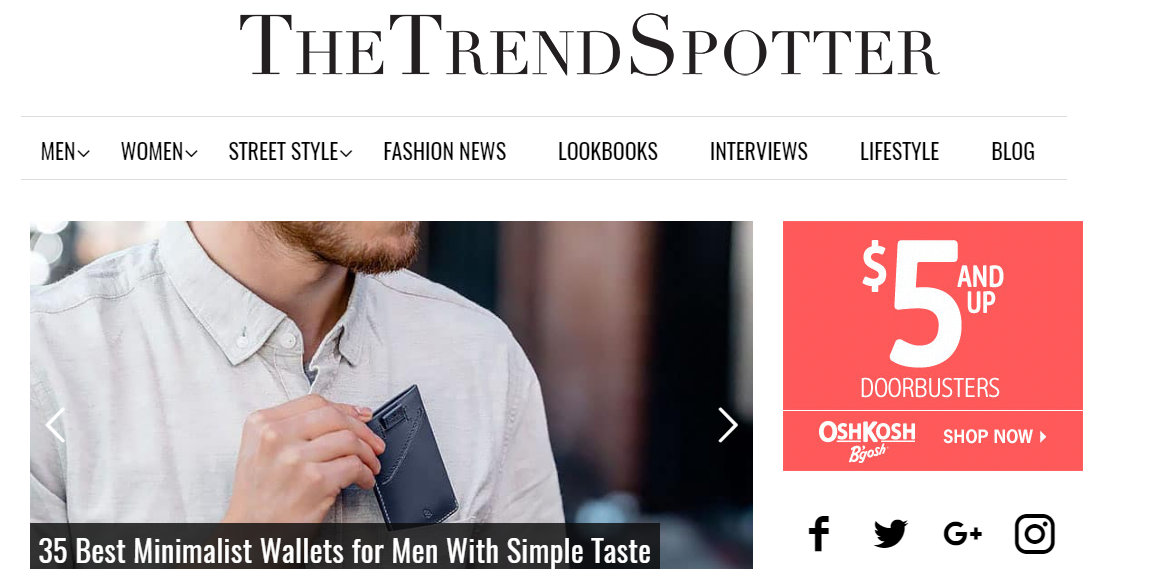 The 10 Best Websites for Trend Spotting - TheTrendSpotter