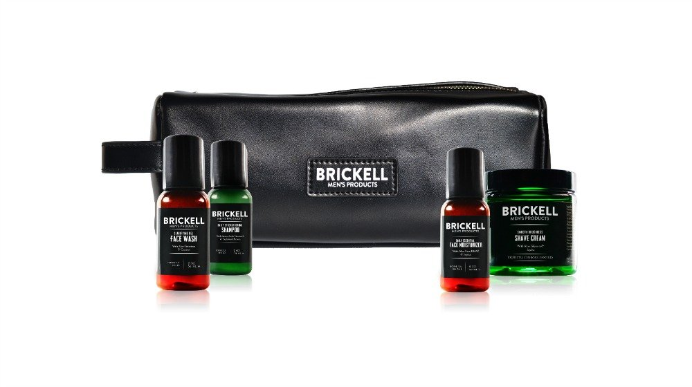 Spotlight: Brickell Men's Products Offers Natural Grooming Options for Men