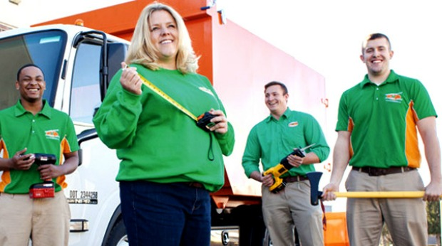 20 Cleaning Franchises to Help You Make a Tidy Profit - College Hunks Hauling Junk