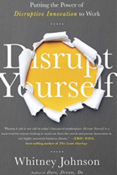 10 Books About Business Disruption - Disrupt Yourself