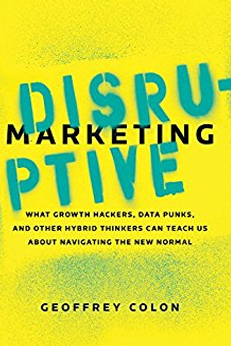 10 Books About Business Disruption - Disruptive Marketing
