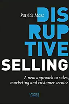 10 Books About Business Disruption - Disruptive Selling