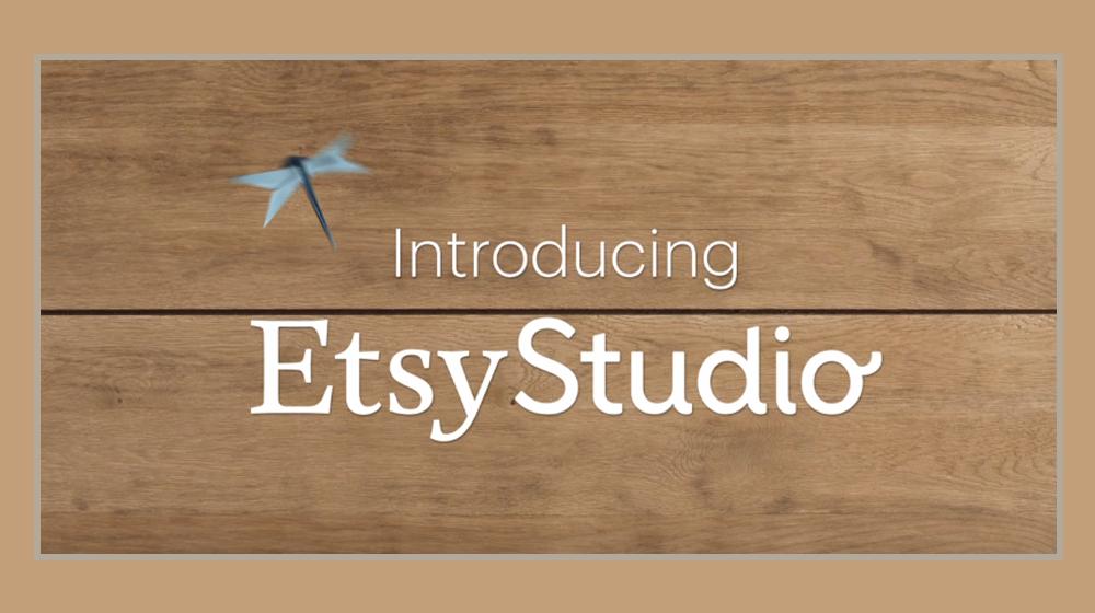 Etsy Studio Launches