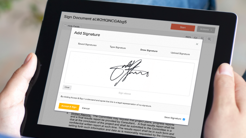 Eversign Offers a Paperless eSignature Alternative for Large and Small Business