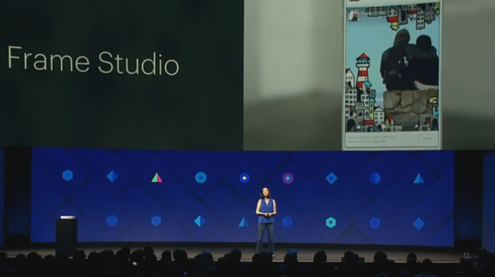 Facebook Frame and AR Studios Takes Another Swipe at Snapchat