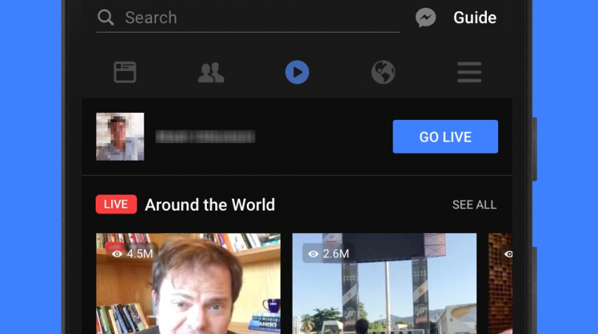 Latest Facebook Live Stats Reveal One in 5 Facebook Videos is Live