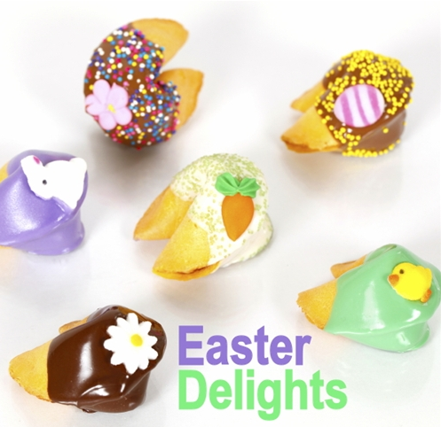 20 Fun Examples of Non-Traditional Easter Promotions - Unique Spring Gifts from Fancy Fortune Cookies