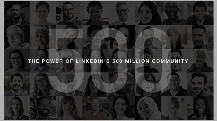 LinkedIn Reaches the 500 Million User Mark
