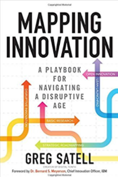 10 Books About Business Disruption - Mapping Innovation