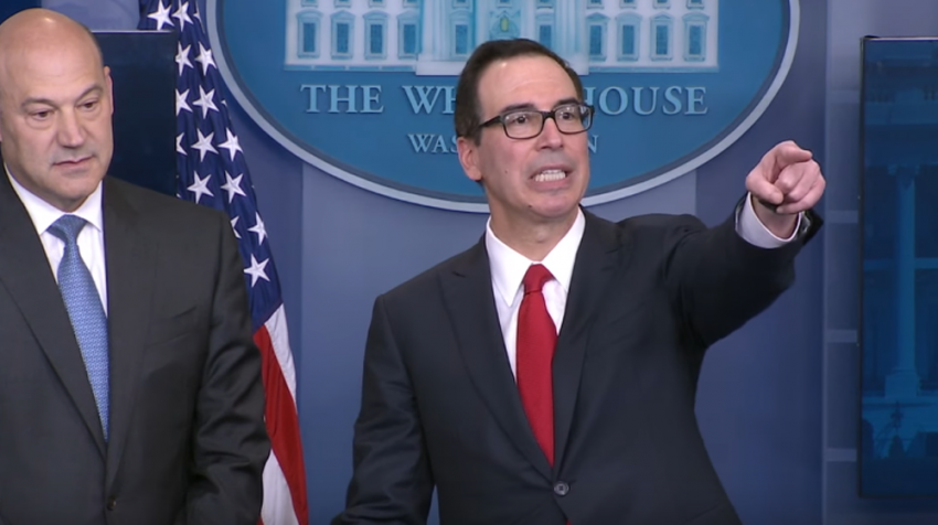 White House announces Trump Tax Plan