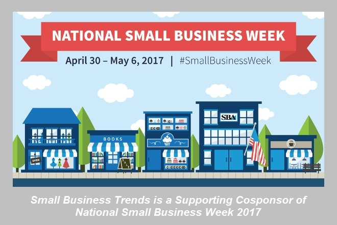 National Small Business Week 2017 Kick-off