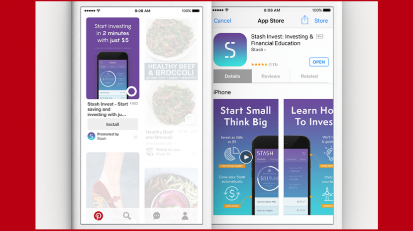 Pinterest Users Can Now Download Your Mobile App Right From Promoted App Pins