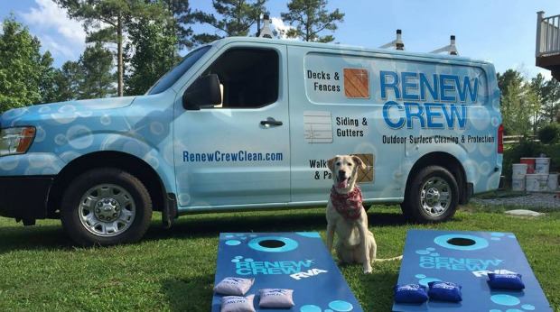 20 Cleaning Franchises to Help You Make a Tidy Profit - Renew Crew