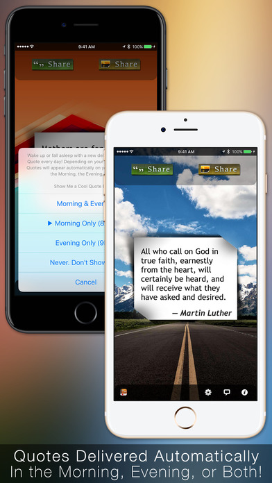 Motivation Apps for Business - Quotes