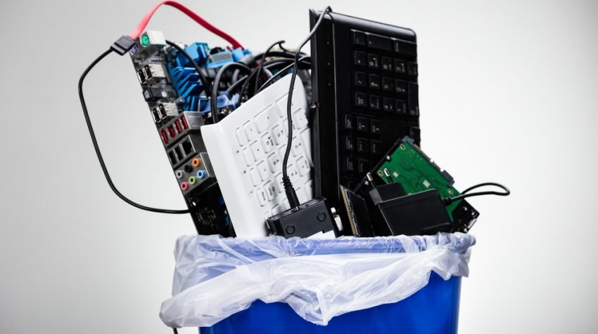 How to Recycle Electronics and Why Your Small Business Should