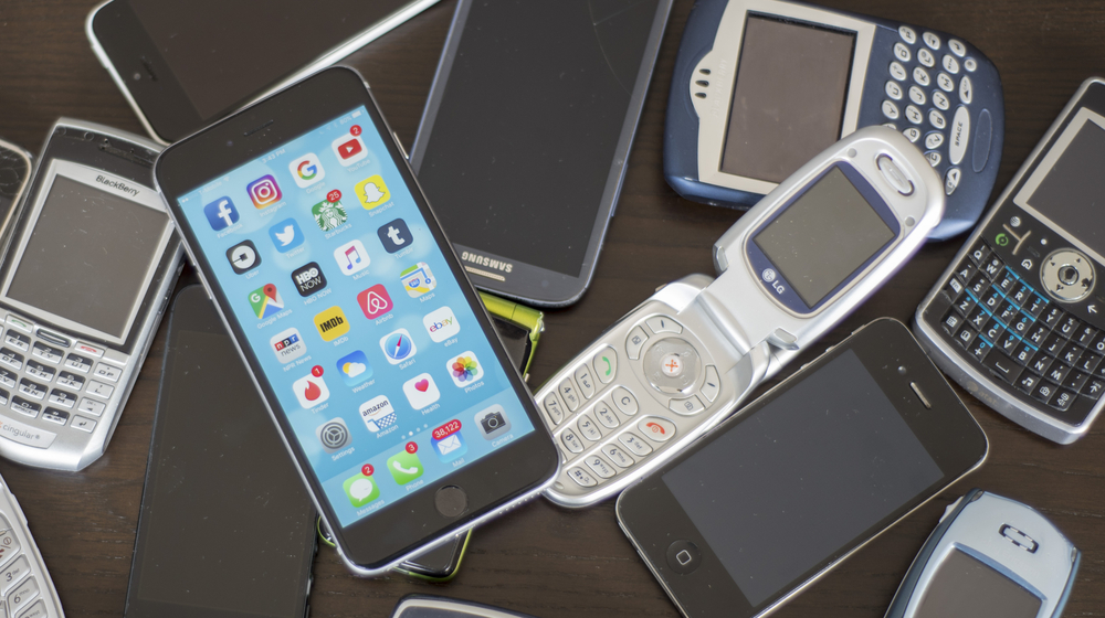 how to recycle old cell phones and why your small business should small business trends. Black Bedroom Furniture Sets. Home Design Ideas