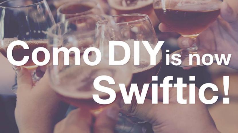 Como DIY Is Now Swiftic