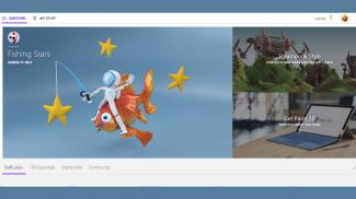 A Peek at the Windows 10 Creators Update