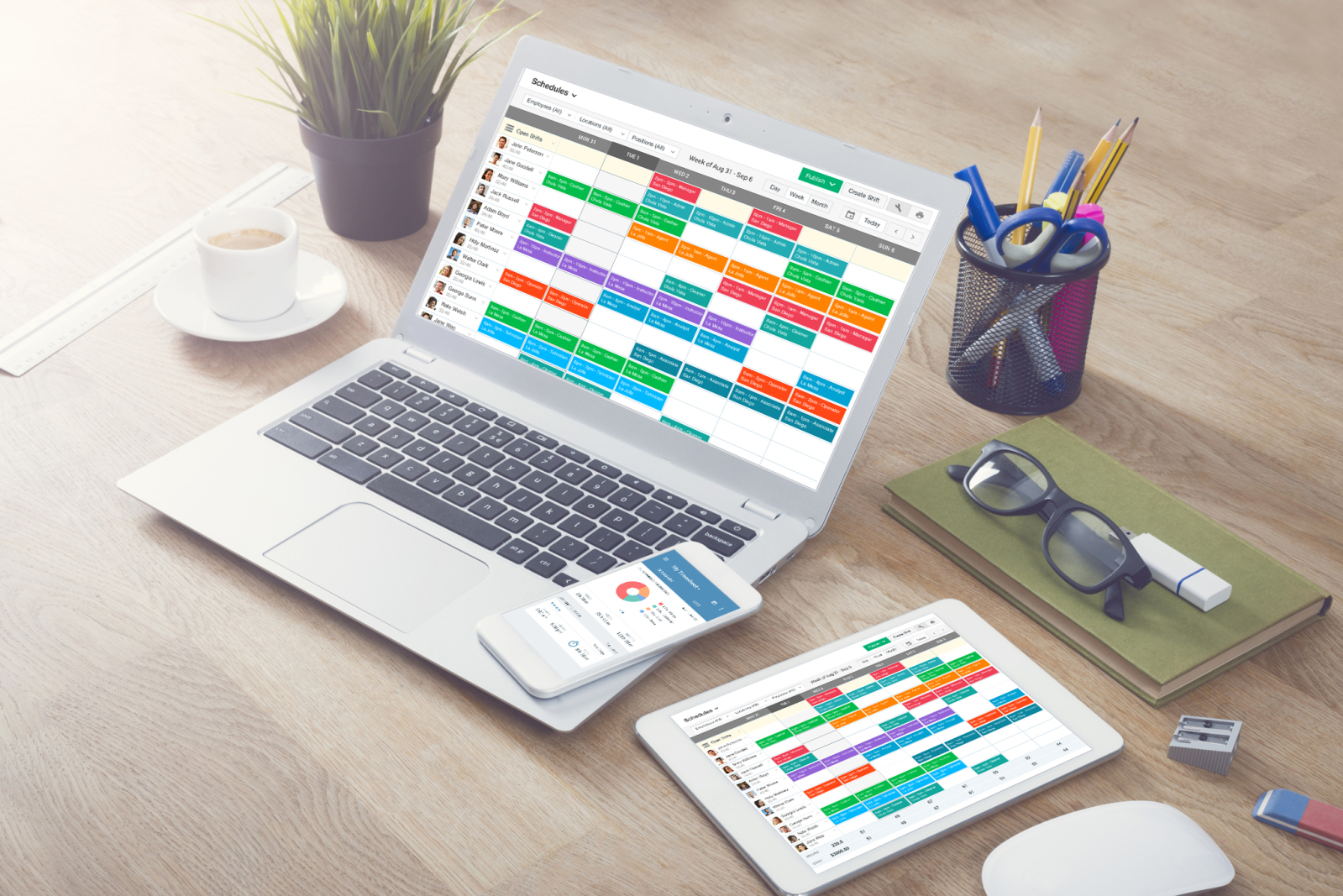 20 Employee Scheduling Software Solutions for Small Businesses - Ximble