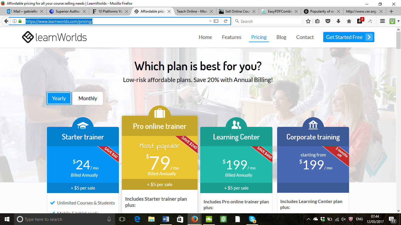The Best Online Course Platforms - LearnWorlds
