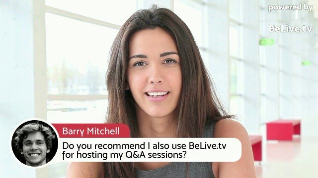 BeLive Broadcasting Studio for Facebook Live