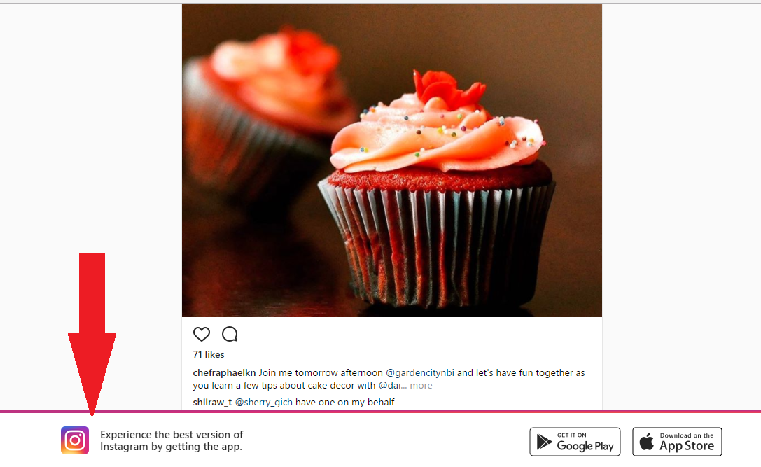 How To Upload a Photo to Instagram