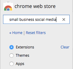 A Tour of the Chrome Extension Store - Searching for Extensions