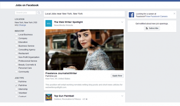 Reach a Larger Audience with Your Facebook Job Post