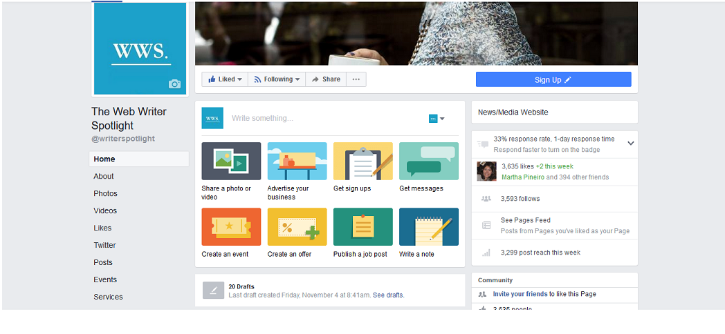 How to Post a Job on Facebook - Step 1: Access the Jobs on Facebook Feature