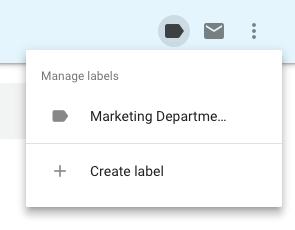 How to Make a Mailing List in Gmail - Adding a Contact to Your List