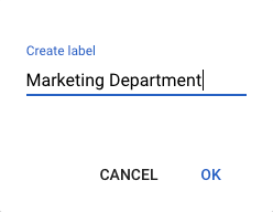 How to Make a Mailing List in Gmail - Step 5