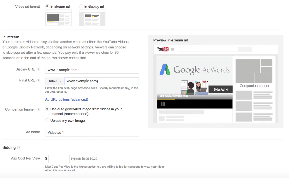 How to Use TrueView Video Ads on YouTube - Create Your Ad