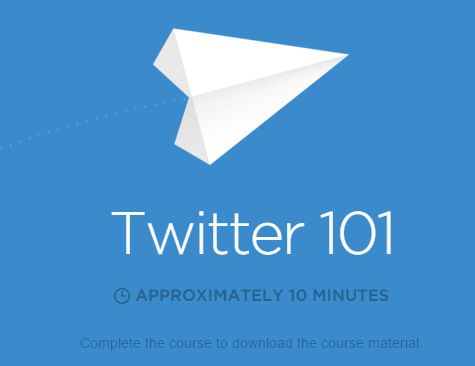 Twitter Flight School - Course Module