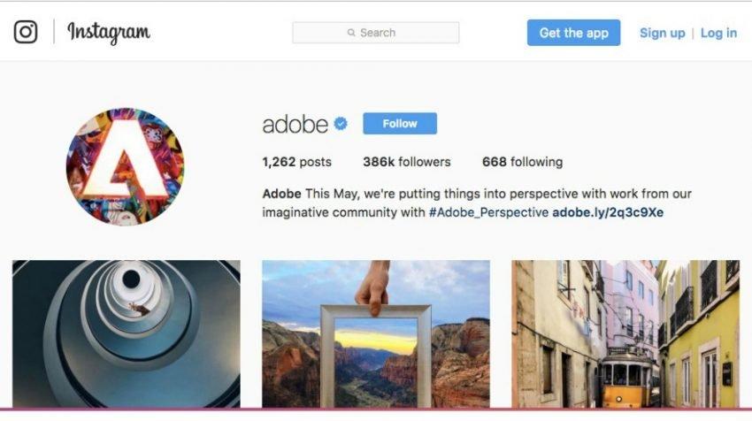 50 Most Creative Instagram Bio Examples for Business Users - Adobe
