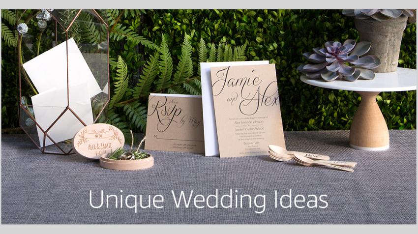 Amazon Handmade Wedding Shop Launched