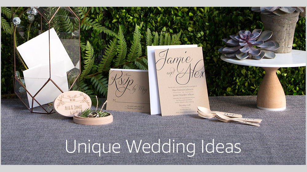 Amazon Launches Handmade Wedding Shop - Small Business Trends