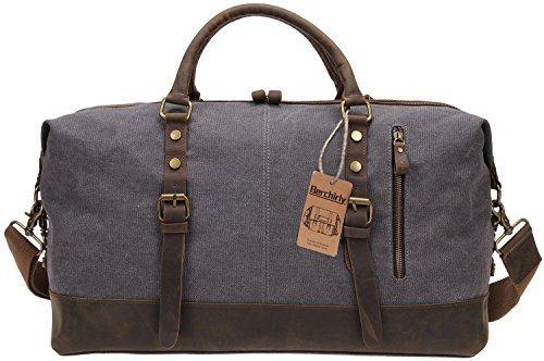 25 accessoires de voyage pour femmes - Berchirly Oversized Duffel Bag