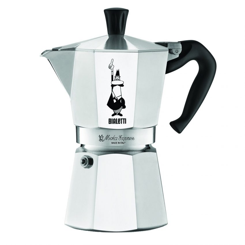 Office Coffee Machines for Your Small Business - Bialetti Stovetop Espresso Maker