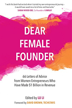 Books for Mompreneurs - Dear Female Founder