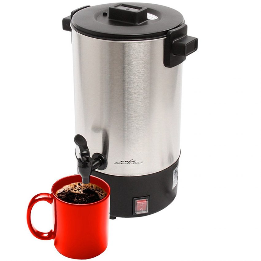 Office Coffee Machines for Your Small Business - Cafe Amoroso Electric Coffee Urn