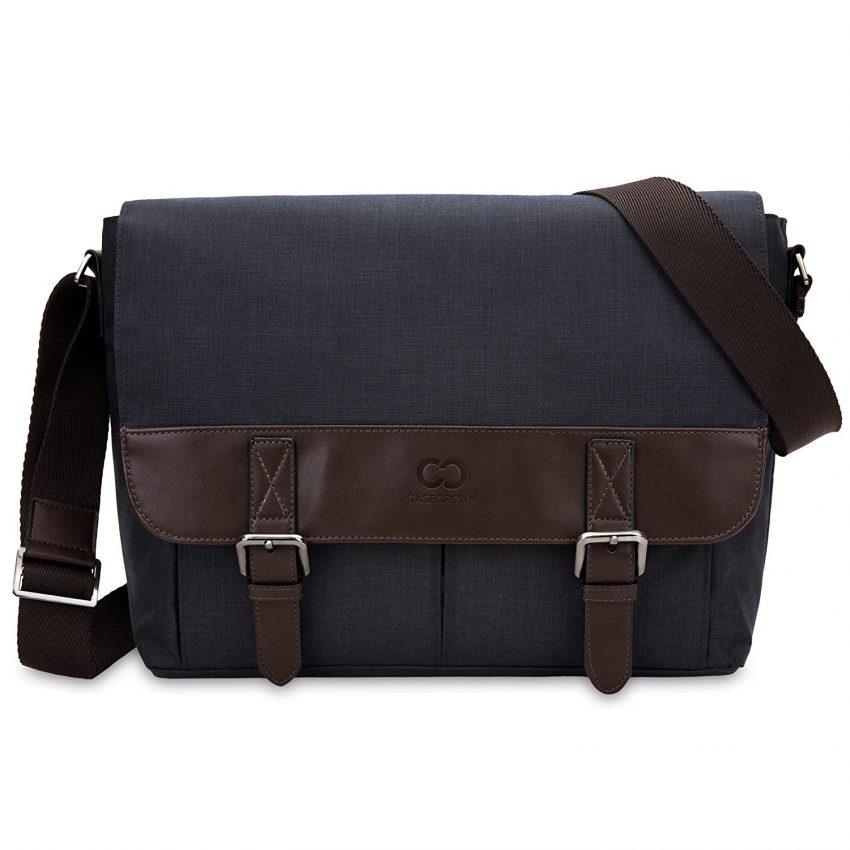 25 accessoires de voyage pour hommes - Sac pour ordinateur portable CaseCrown